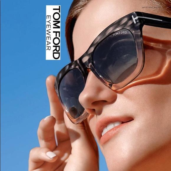 b9f2d656cb97 Authentic Tom Ford CELINA Sunglasses